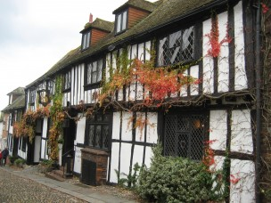 Tour of The Mermaid Inn