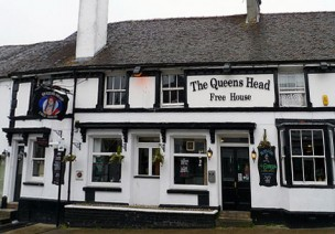 Joel White Trio @ The Queens Head Inn