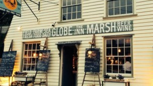 Thomas Abrahams @ Globe Inn Marsh